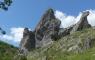 Les falaises de Cougnaguet (Les remparts)